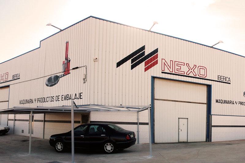 Nexo Ibérica S.L. nave en Onda