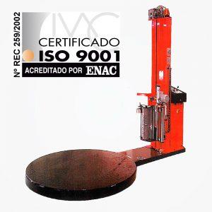Plus 300 F certificado ISO